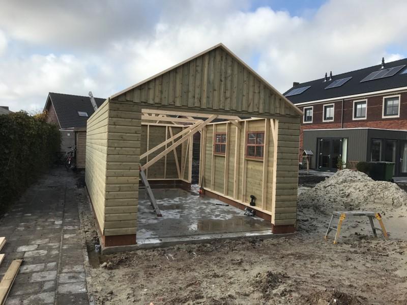 houten garage londen 2 -- (2)