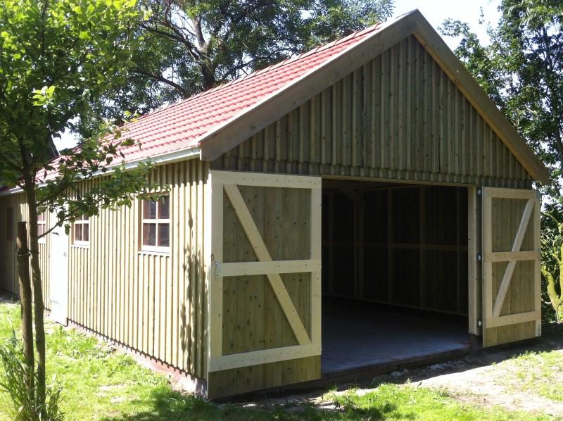 houten garage londen 4 --- (4)