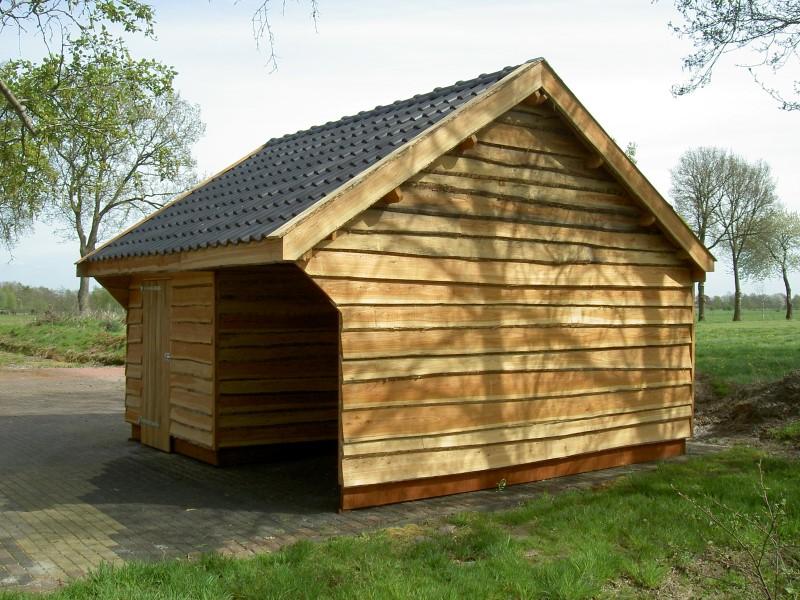 houten kapschuur oldambt 2--- (1)