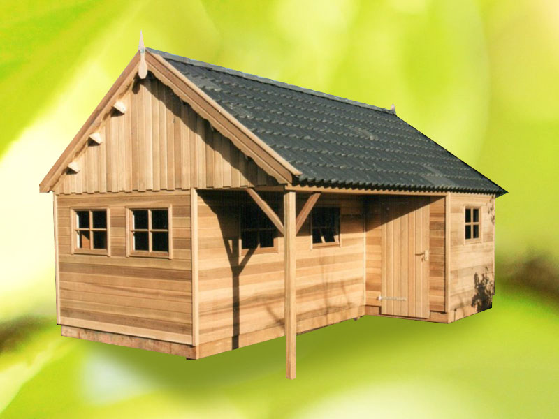 houten-tuinhuis-westerkwartier-front