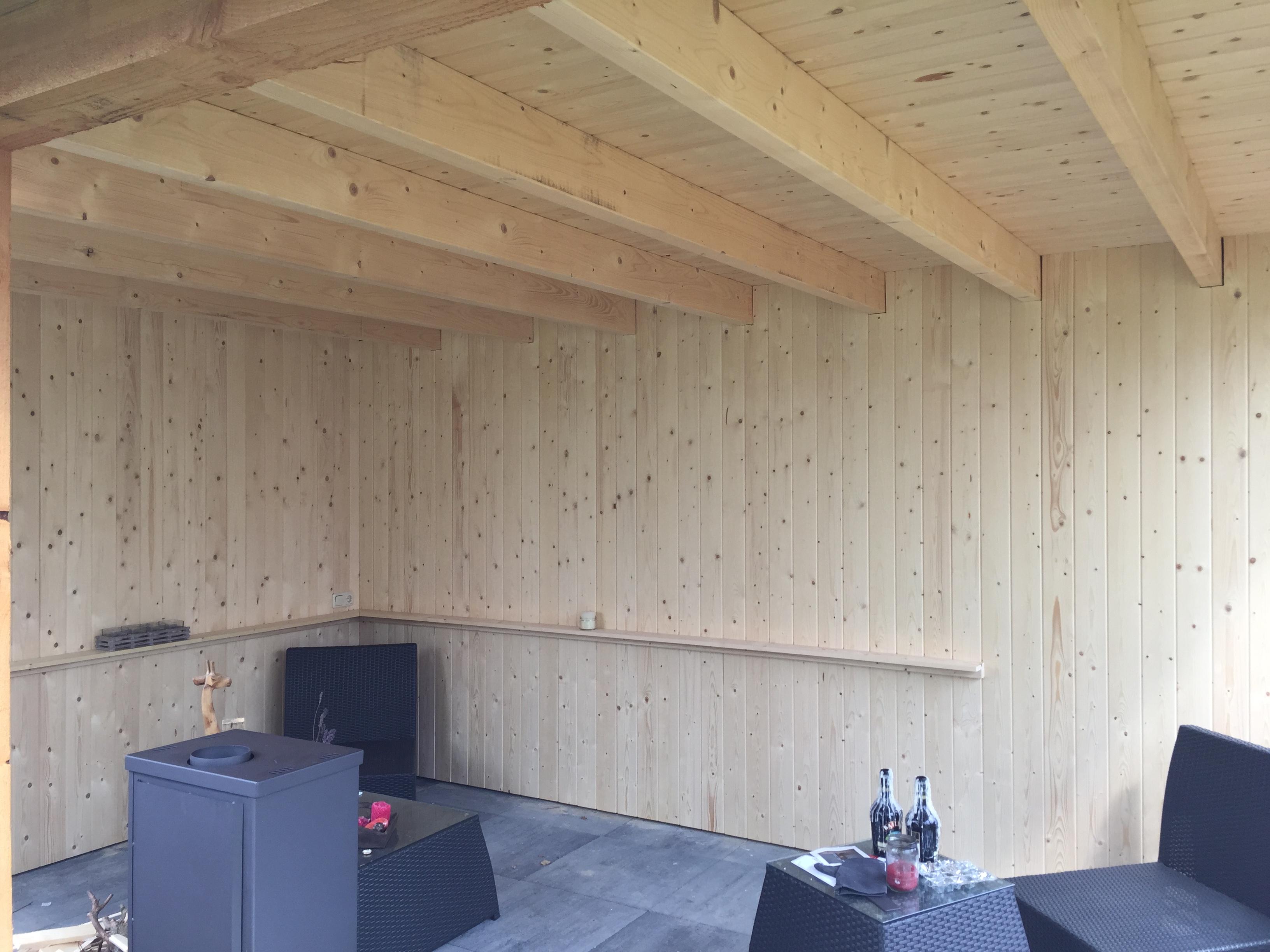 houten tuinoverkapping dag front (4)
