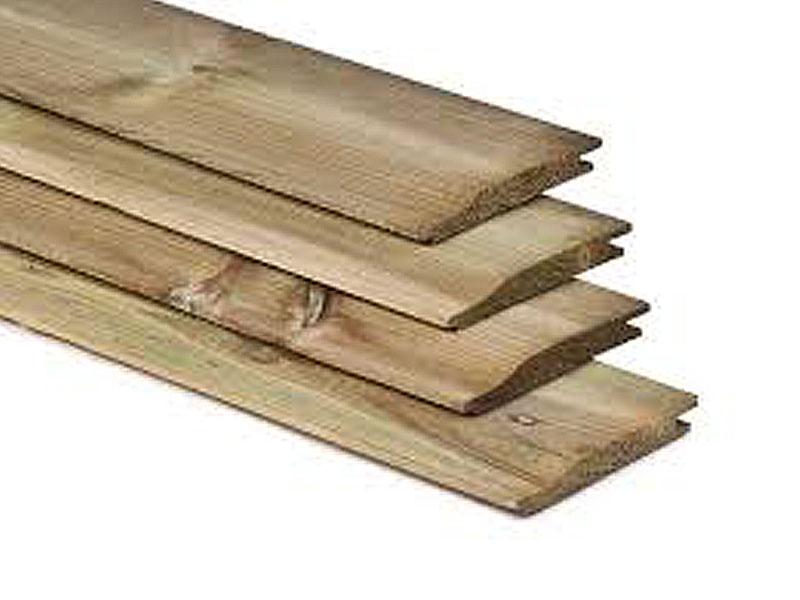 hout-grenen