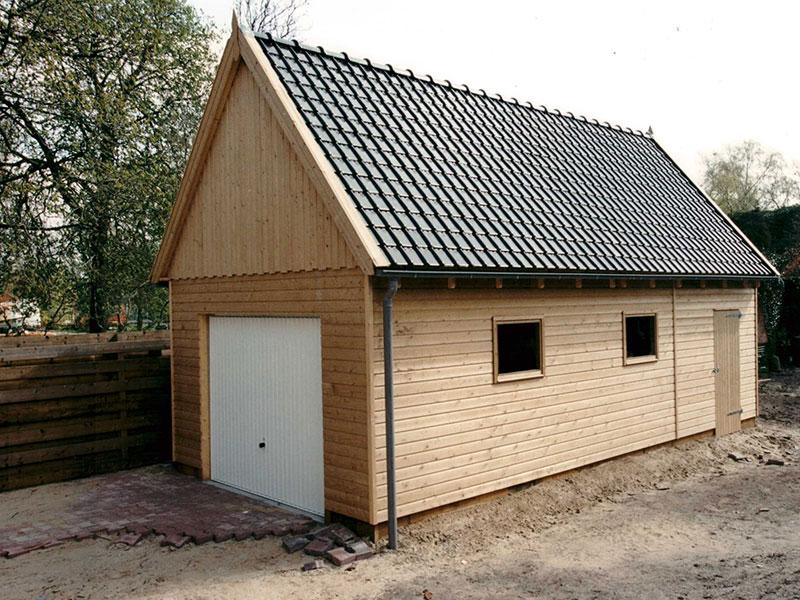 houten-garage-london