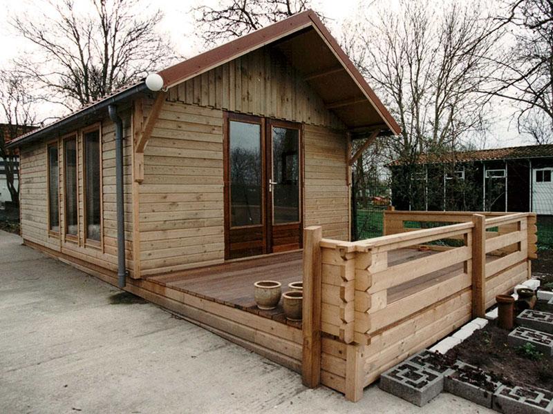 houten-vakantiewoning
