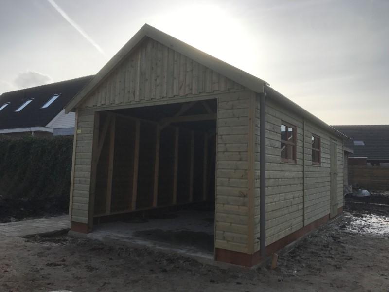 houten garage londen 2 -- (1)