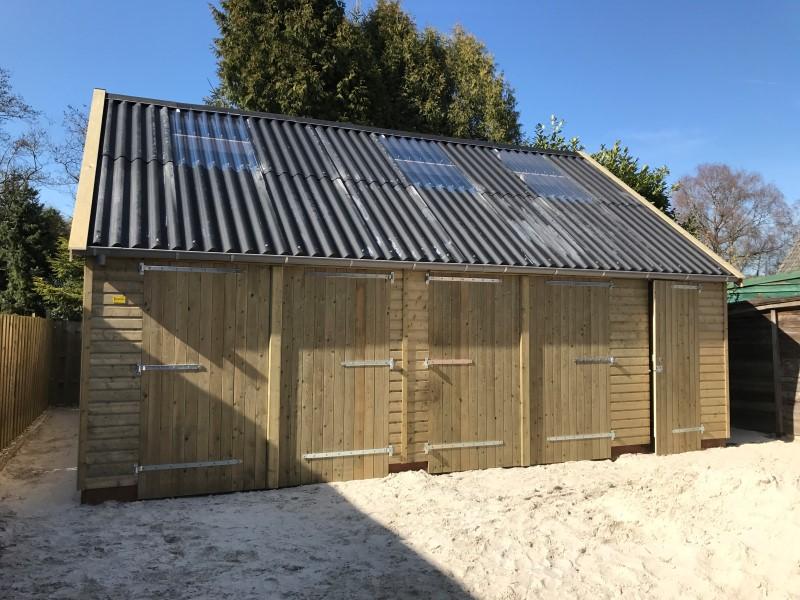 houten garage londen 9 --- (1)