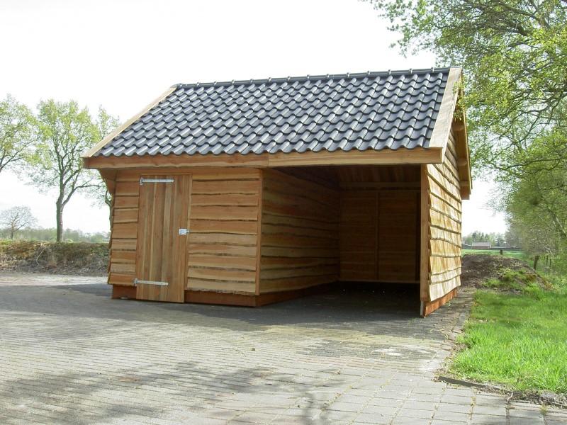 houten kapschuur oldambt 2--- (2)