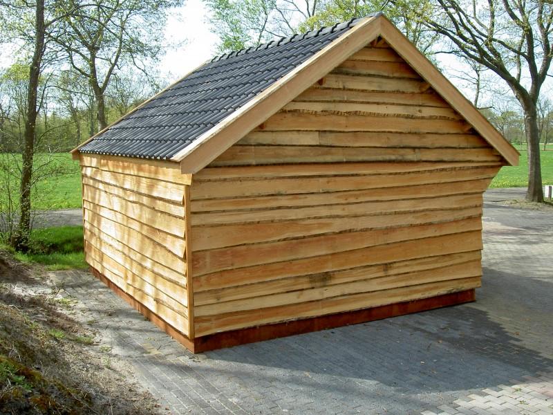 houten kapschuur oldambt 2--- (3)