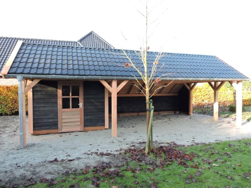 houten tuinoverkapping uithuizen (1)