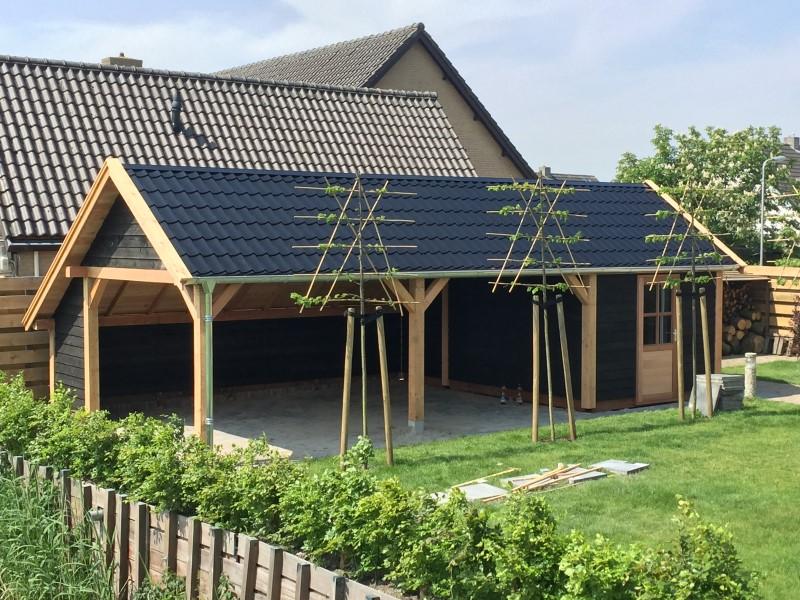houten tuinoverkapping uithuizen 4 (1)