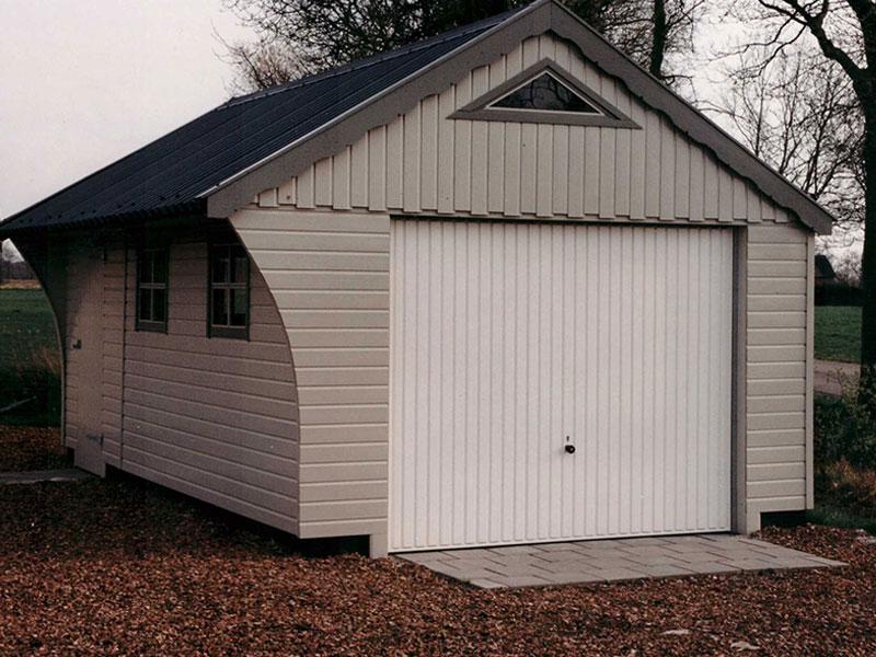 houten-garage-londne