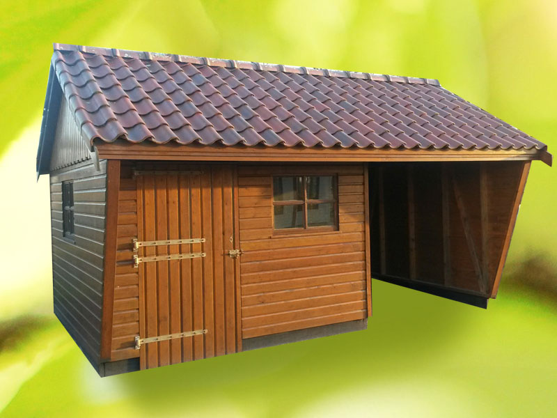 houten-paardenbox-bonanza
